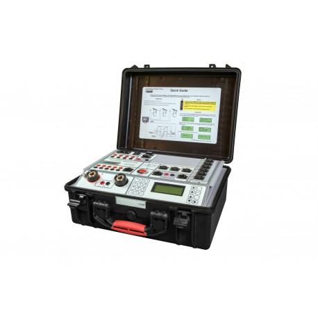 Analizzatore e timer di interruttori CAT35 di DV-Power