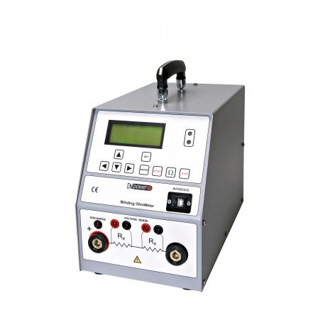 Micro Ohmmetro RMO10TW di DV-Power