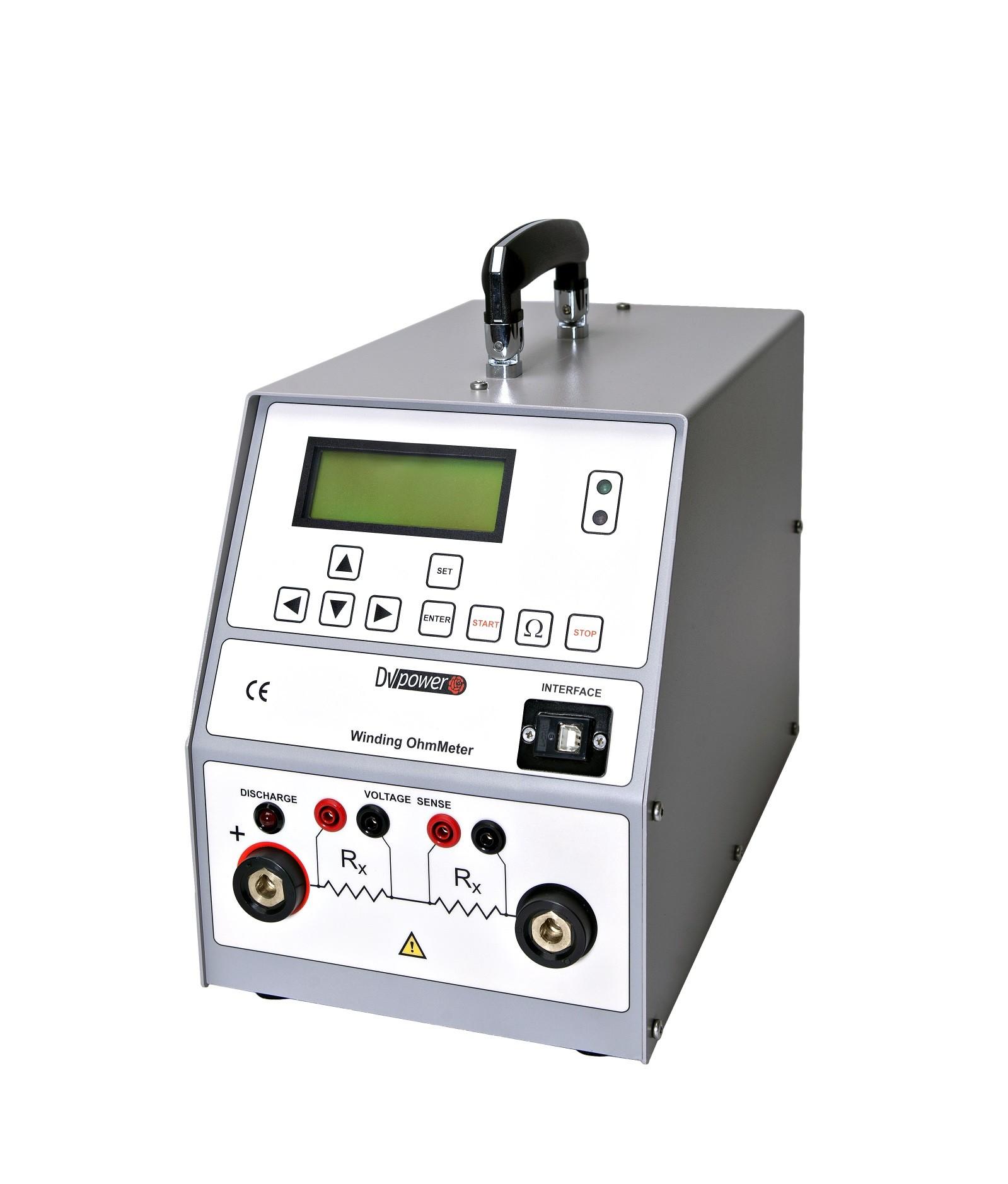Misura della resistenza con un ohmmetro. Correnti di misurazione, tensioni e resistenze 15