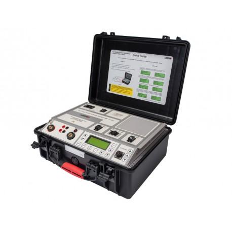 Analizzatore del commutatore e Ohmmetro RMO25TD di DV-Power