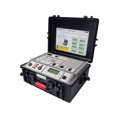 Analizzatore del commutatore e Ohmmetro RMO40TT di DV-Power