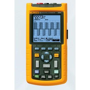 Oscilloscopio portatile 123 di Fluke