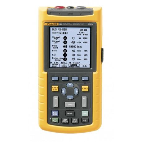 Oscilloscopio portatile 125 di Fluke