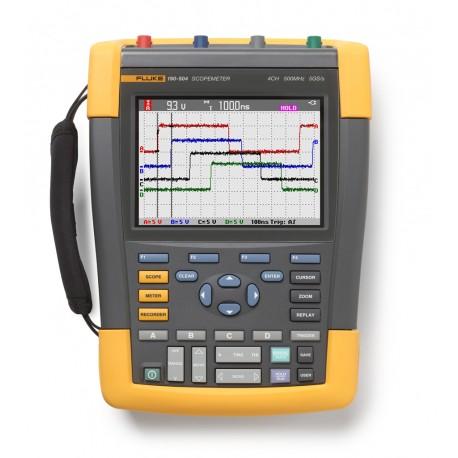 Oscilloscopio portatile 190-502/S