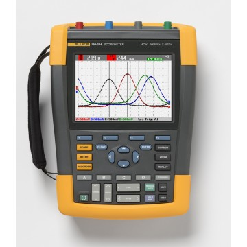 Oscilloscopio portatile 190-202