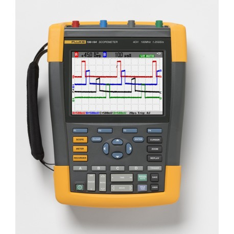 Oscilloscopio portatile 190-204
