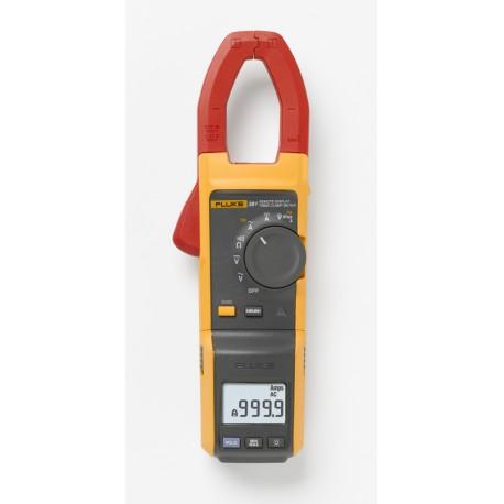 Multimetro a pinza AC/DC a vero valore RMS 381 con display remotizzabile e iFlex™ di Fluke