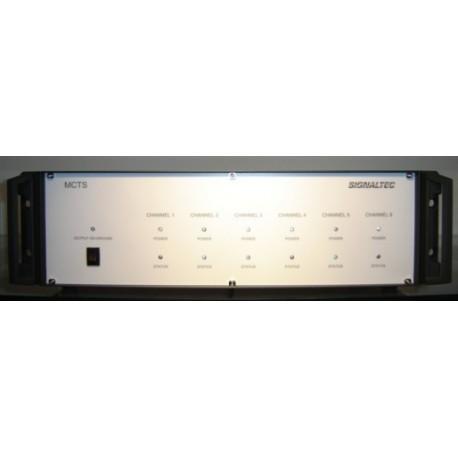 Trasduttore di corrente multicanale ad alta precisione MCTS 60 di Signaltec