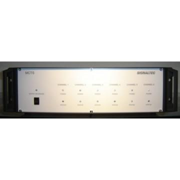 Trasduttore di corrente multicanale ad alta precisione MCTS 700 di Signaltec