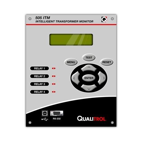 Monitor per trasformatore 505 ITM di Qualitrol