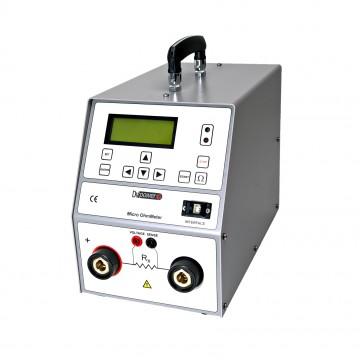 Micro Ohmmetro RMO500A  di DV-Power
