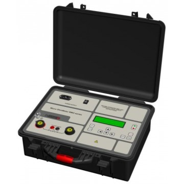Micro Ohmmetro RMO200K di DV-Power