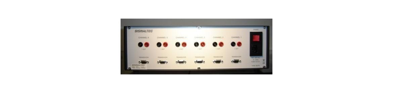 Trasduttori di corrente ad alta precisione multicanale